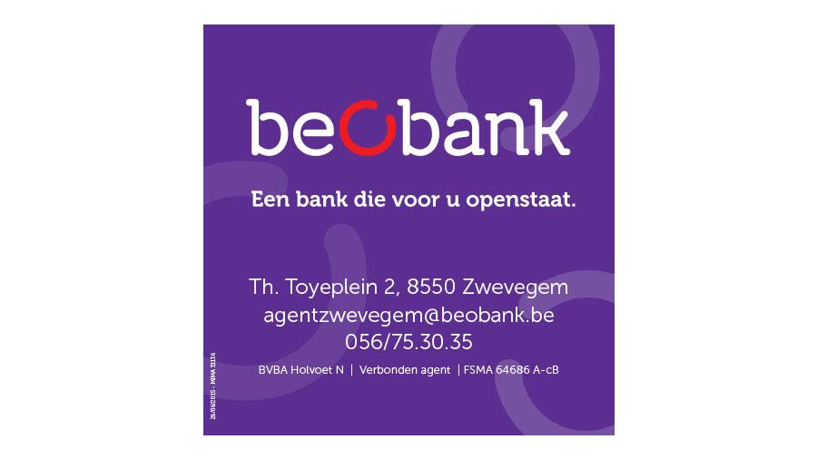 BeoBank Zwevegem